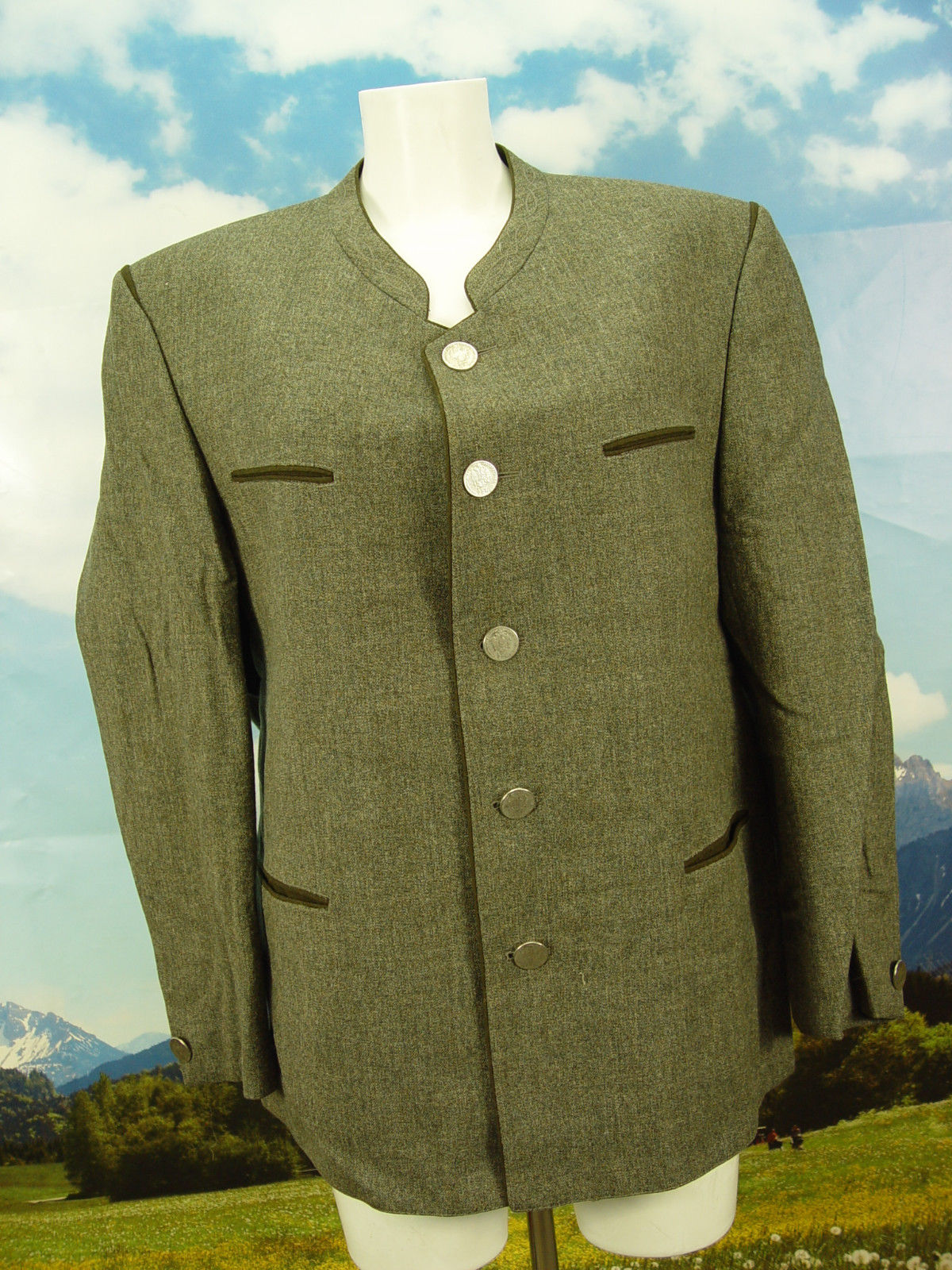 Herrliches Wöhrl Chic Und Gr Sakko Loden Jacke Elegant Trachten Hl268 27 Janker drCshBtQxo